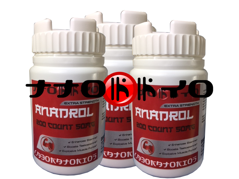 TTOKKYO Anadrol 200 count 50mg