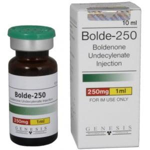 Bolde 250 Genesis 10ml vial [250mg/1ml]