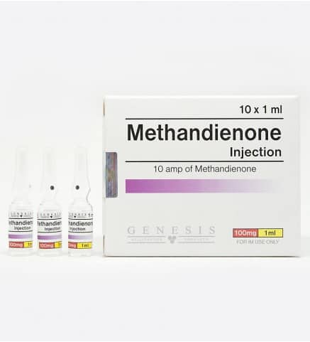 Methandienone Injection 1ml Ampoules