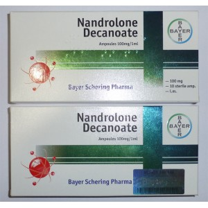 Nandrolone Decanoate Bayer 10 amps [10x250mg/1ml]