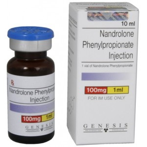 Nandrolone Phenylpropionate Injection Genesis 10ml vial [100mg/1ml]