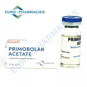 Primobolan Acetate Euro-Pharmacies 10ml vial [50mg/1ml]