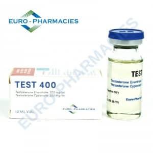 Test 400 Euro-Pharmacies 10ml vial [400mg/1ml]