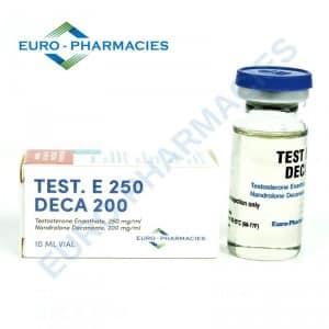 Test. E 250 / Deca 200 Euro-Pharmacies 10ml vial [450mg/1ml]