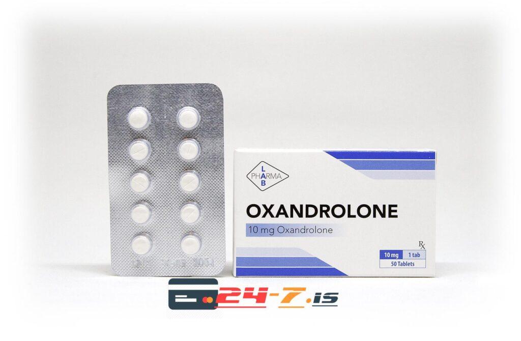 Oxandrolone Pharma Lab 50 tabs [10mg/tab]