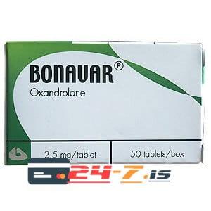 Bonavar Body Research 50 tabs [2,5mg/tab]