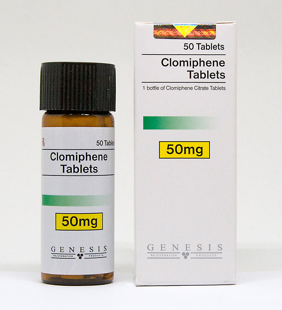 clomiphene genesis