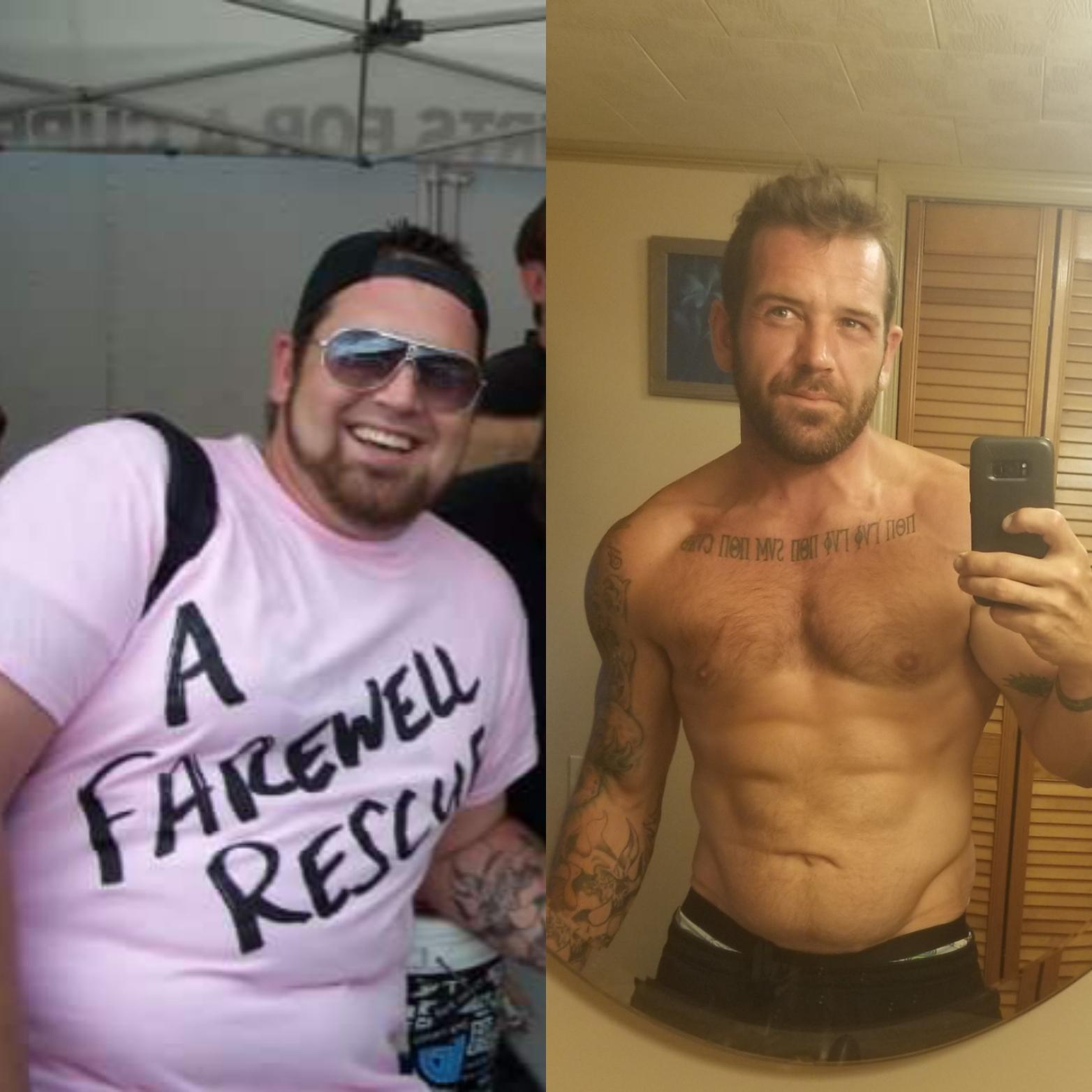 Before & After Fitness Transformations