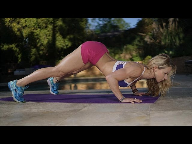 excercise routines for ladies