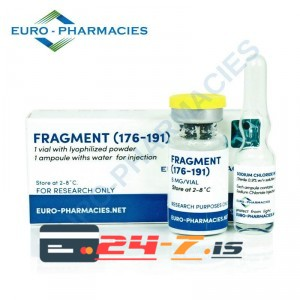 Fragment (176-191) Euro-Pharmacies 1 vial + 1 amp solvent [5mg]
