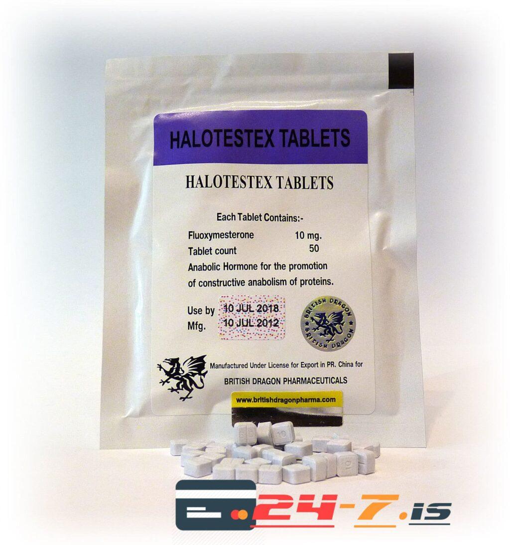 halotestex BD