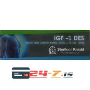 IGF - 1 DES Sterling Knight 1 vial [2mg]