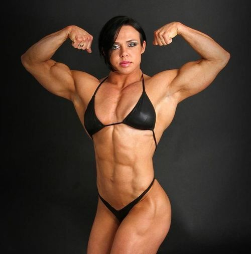 Bodybuilding for ladies
