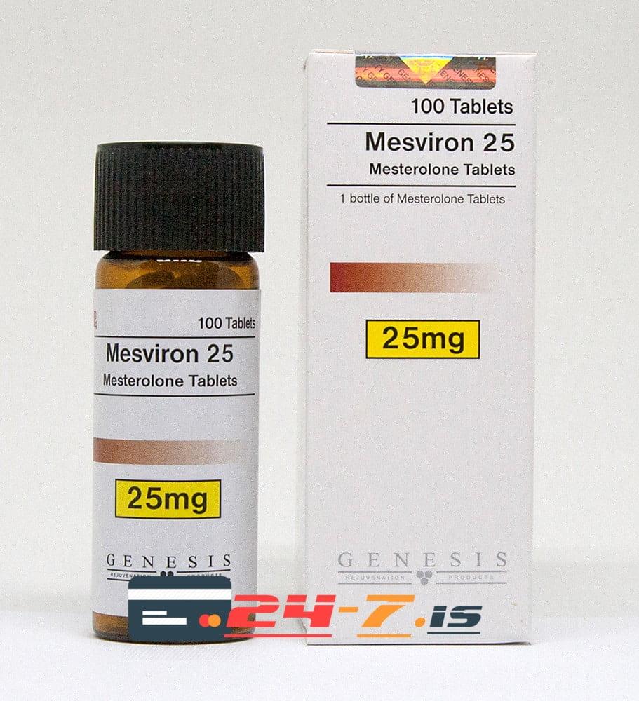 proviron genesis