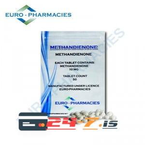 Methandienone Tablets euro pharma