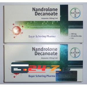 nandrolone decanoate bayer