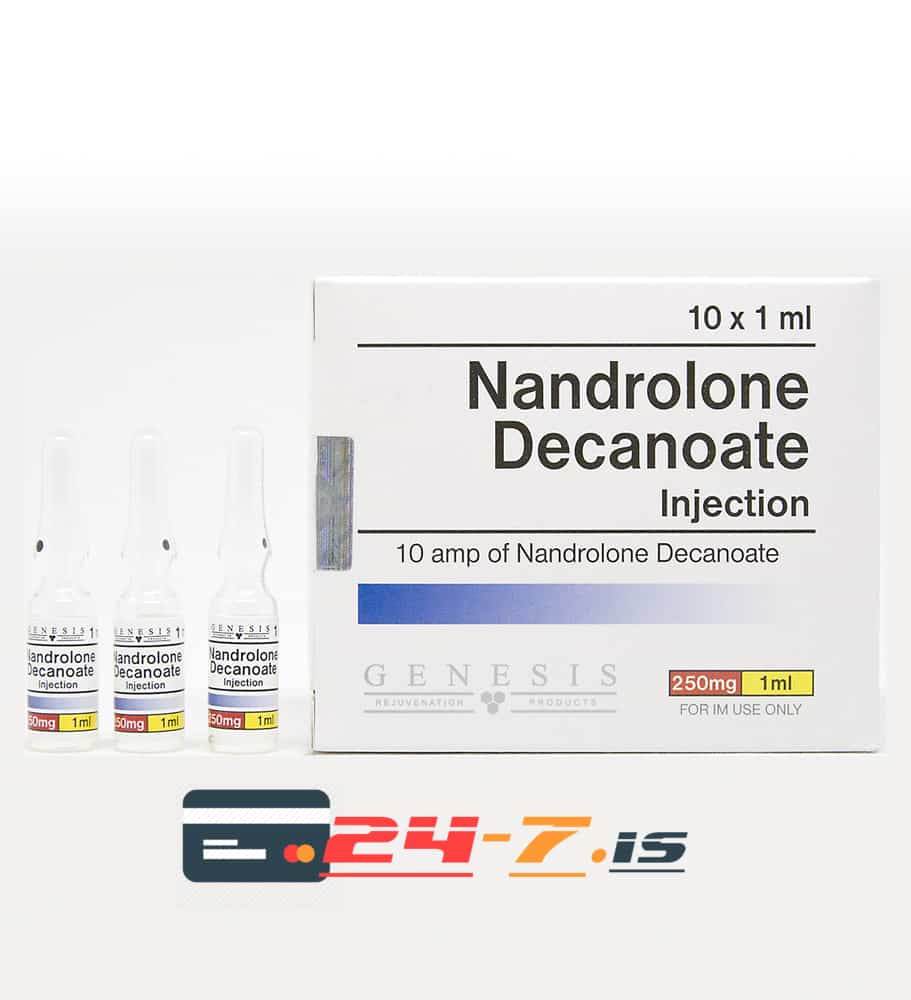 Nandrolone Decanoate Injection Genesis ampoules