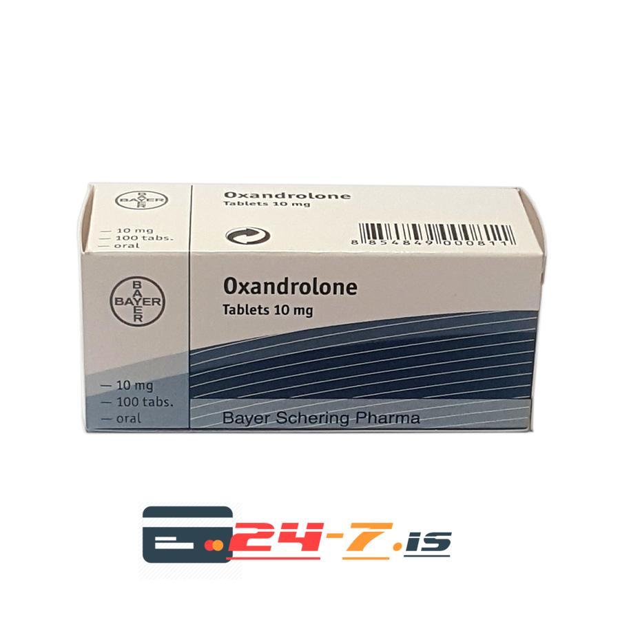 Oxandrolone Tablets Bayer 100 tabs [10mg/tab]