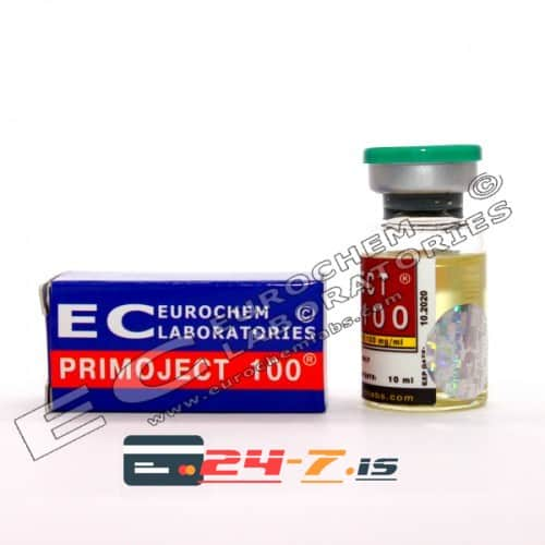 PrimoJect 100 Eurochem 10ml vial [100mg/1ml]