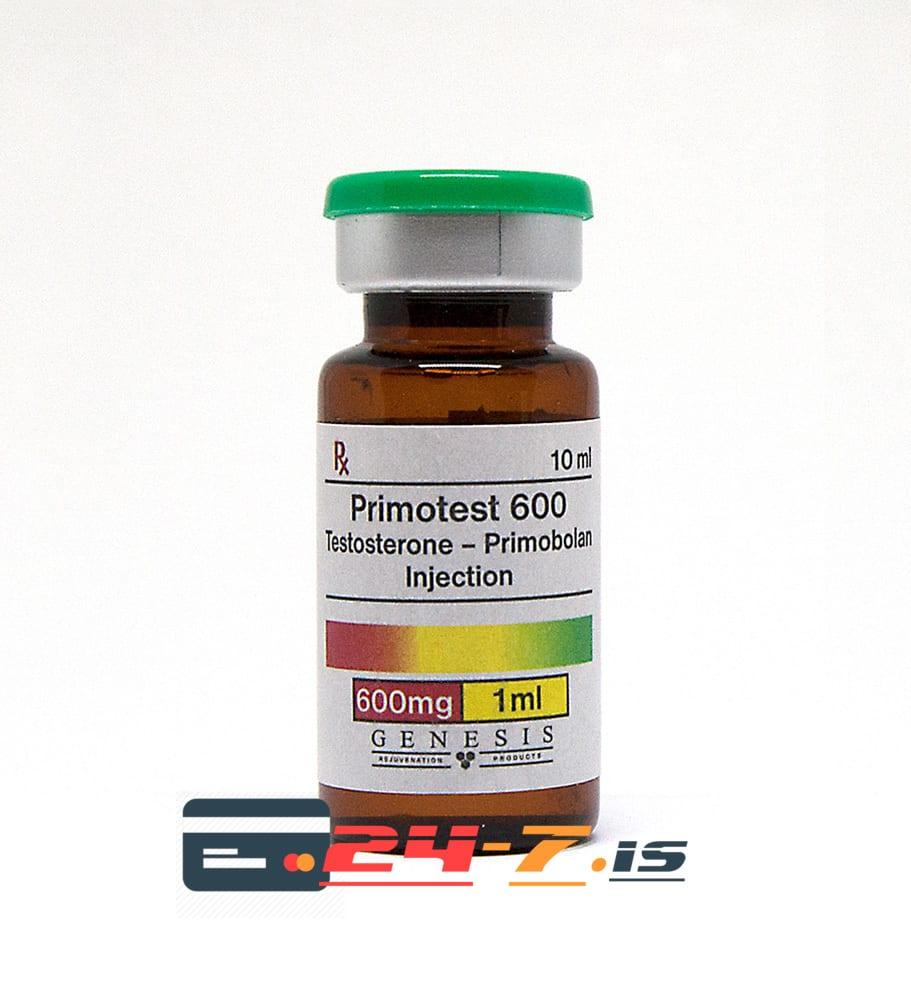 primotest 600 genesis
