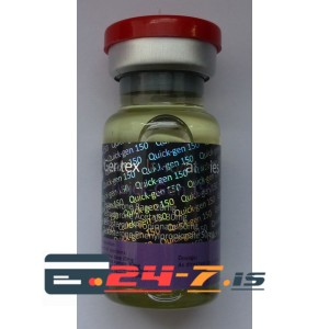 Quick-Gen 150 Gentex 10ml vial [150mg/1ml]