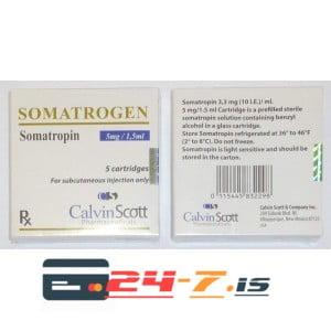 somatrogen