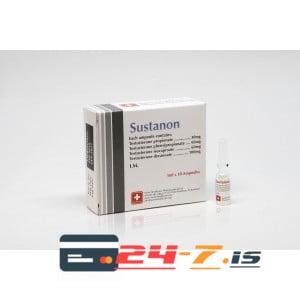 Sustanon Swiss Healthcare 10 amps [10x250mg/1ml]