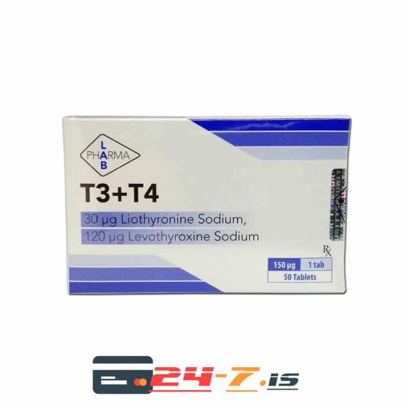 t3 t4 pharma lab