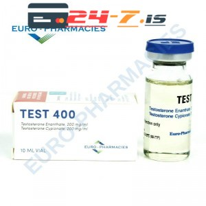 Test 400 Euro-Pharmacies 10ml vial [400mg/1ml]