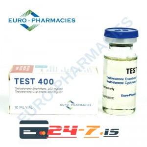 test 400 blend