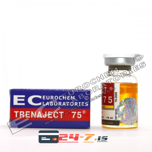 TrenaJect Eurochem 10ml vial [75mg/1ml]