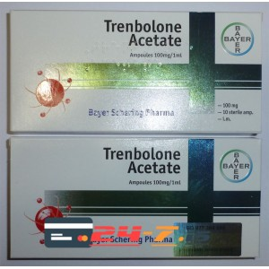 Trenbolone Acetate Bayer 10 amps [10x100mg/1ml]