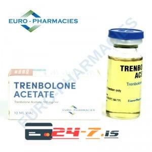 Trenbolone Acetate Euro-Pharmacies 10ml vial [100mg/1ml]