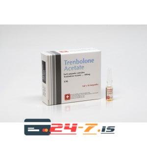 Trenbolone Acetate Swiss Healthcare 10 amps [10x100mg/1ml]